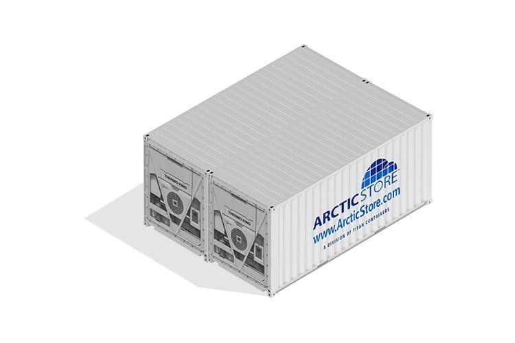 Container arctic super store