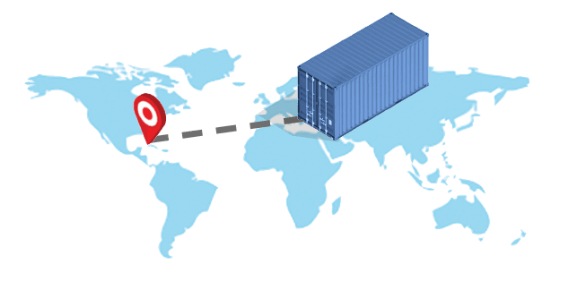 Container world logistics