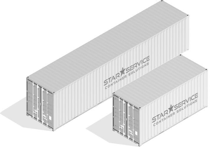 Starservice Container vendita noleggio Iso Frigo
