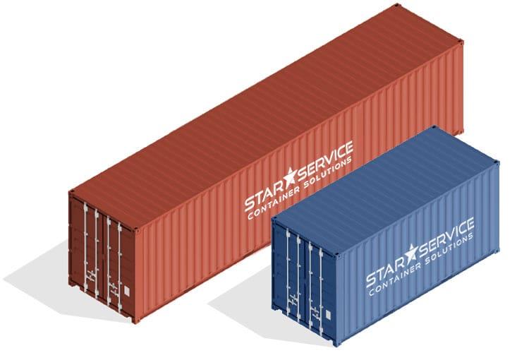 Container vendita noleggio Isobox satndard HC