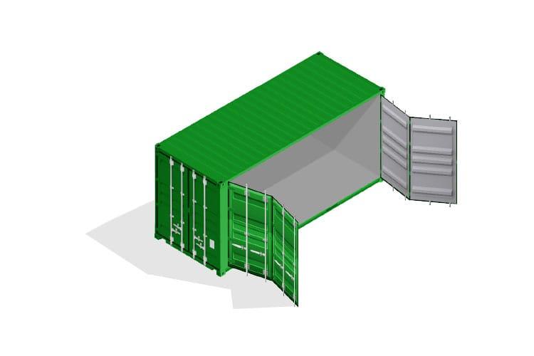 container nuovi e usati open
