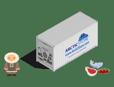container arcticstore