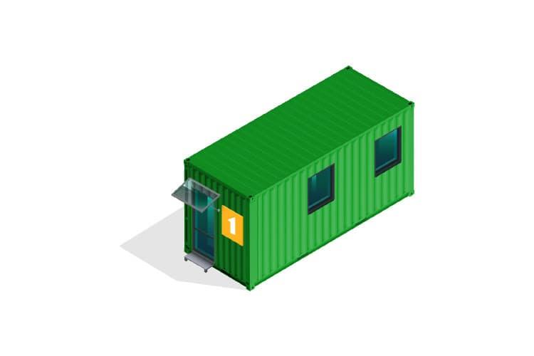 Starservice Container vendita noleggio