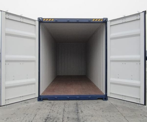 Starservice Container HIGH CUBE20'
