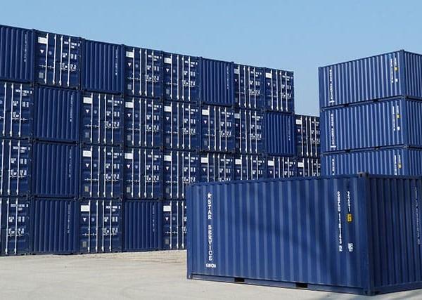Starservice container primo viaggio