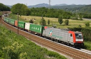 Starservice container treno